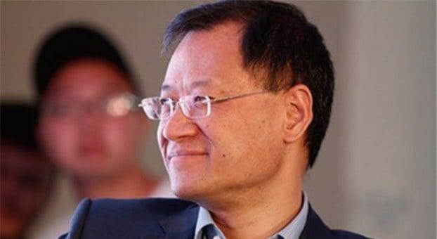 清華教授許章潤因發表批評中共政權的長文,今年3月遭清華校方解職。(推特圖片)