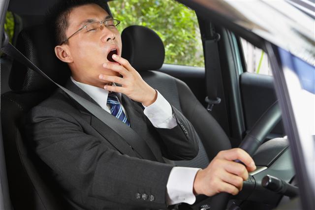 這些步驟有助於確保在你進入駕駛室之前保持警覺。(Fotolia)