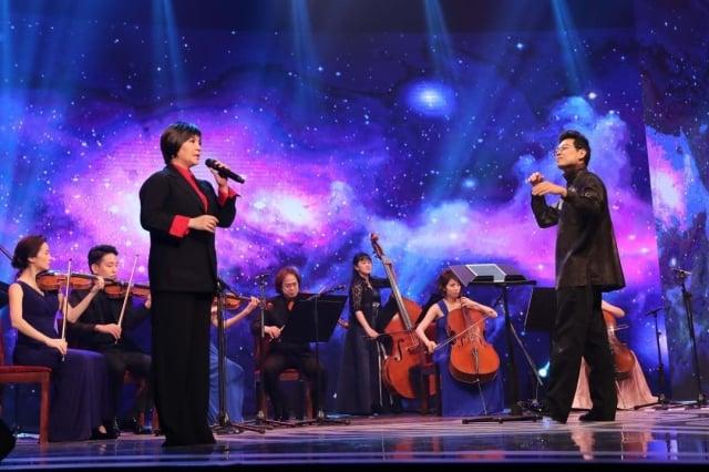 唐美雲錄影民視《台灣的聲音》