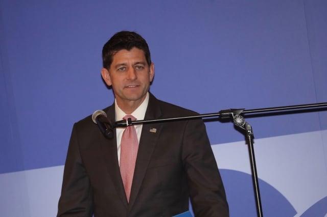 美國前聯邦眾議院議長萊恩(Paul Ryan)表示,美國對台灣非常有情感,且雙方有很多共享的價值。(中央社)