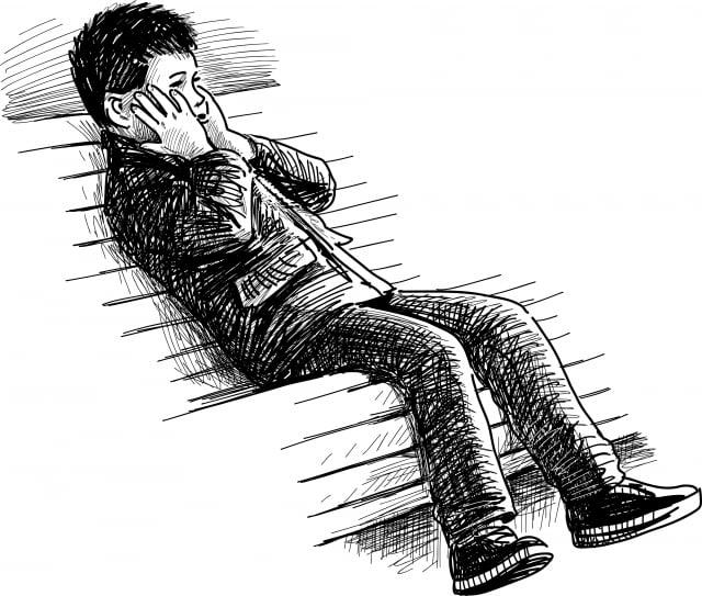 內隱的心理障礙,往往由於不理解,造成矛盾與心靈創傷。(123RF)