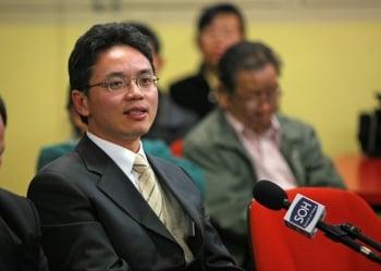 陳用林:為中共做事社團 快登記或投案自首