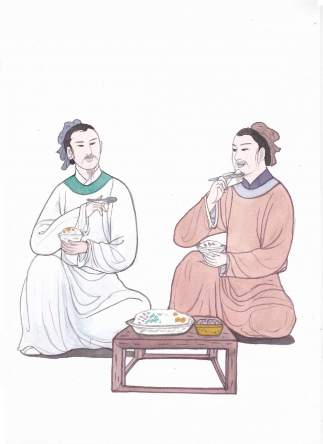 中華文化善用大自然資源之智慧、利用厚生的科技,從古人用冰消暑中可見一斑。(記者圖/素素/攝影)