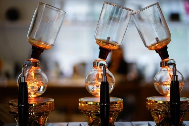 萃取好喝精品咖啡需要不斷嘗試。(Scott