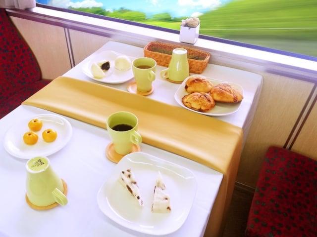 坐火車也能享受米其林美食!(業者提供)