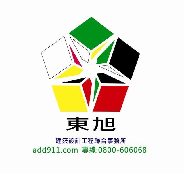 Logo圖。(東旭建築提供)