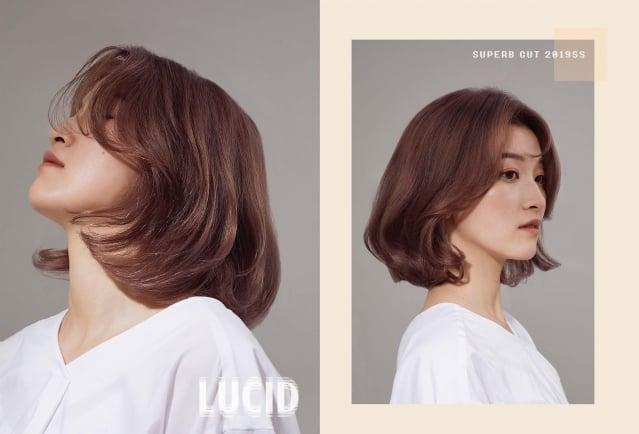 棉花糖捲是近年韓國流行的髮型之一。