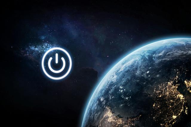 國際研究組首次利用深空和地球的溫差發電。(ShutterStock)