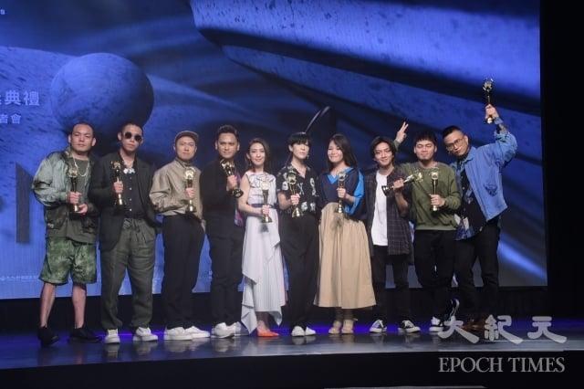 第30屆金曲獎15日舉行入圍名單公布記者會。(記者黃宗茂/攝影)
