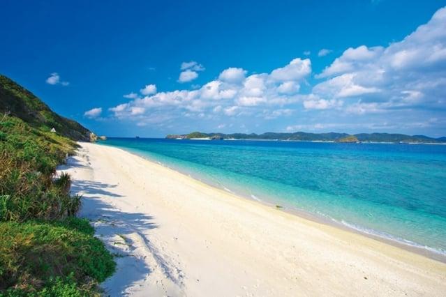 阿嘉島。(沖繩觀光情報Web提供)
