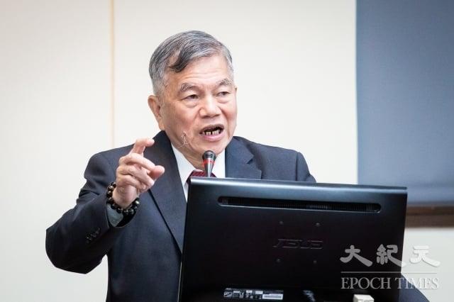 經濟部長沈榮津表示,一切都要依照美國規定,企業界一定會遵守。(記者陳柏州/攝影)
