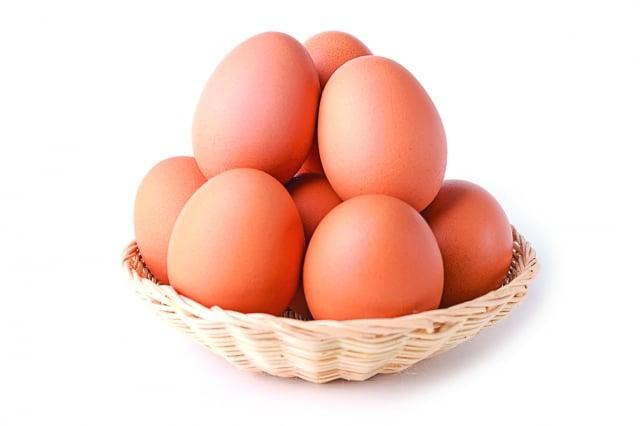 營養學認為,雞蛋是營養最完全的食物之一,含有豐富的蛋白質、維生素 A、B、D、葉黃素和玉米黃素,並且熱量不高。(Shutterstock)