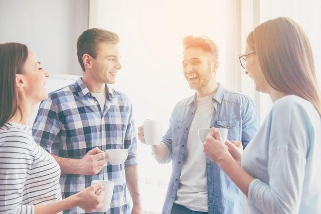 千禧一代不會固守高薪,而更願意從事具有意義,或自己喜愛的工作。(Fotolia)