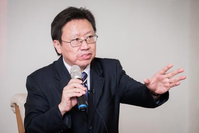 中國民運人士陳破空表示,美中對抗升溫可能是繼一戰、二戰、冷戰後,新一波的全面對抗。圖為資料照。(記者陳柏州/攝影)