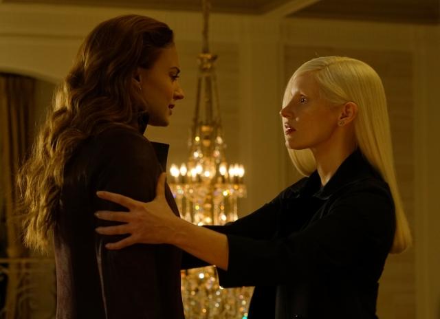 史密斯常對琴葛雷說,其實她並不屬於X戰警。(二十世紀福斯提供)