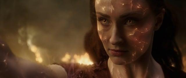 葛雷的蘇菲‧特納(Sophie Turner),自然是攸關電影成敗的重中之重。(二十世紀福斯提供)