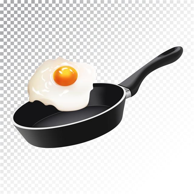「學會煎蛋」讓我知道自己可以獨力完成,更可以為家人付出,這就是擁有成就感的美好!(123RF)
