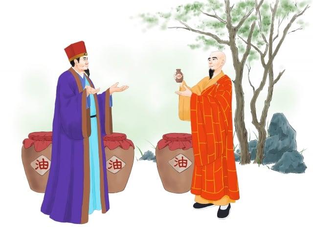 中國有句話叫「傻人有傻福」,因果報應是天理,吃虧,其實不一定是壞事。(圖/志清)