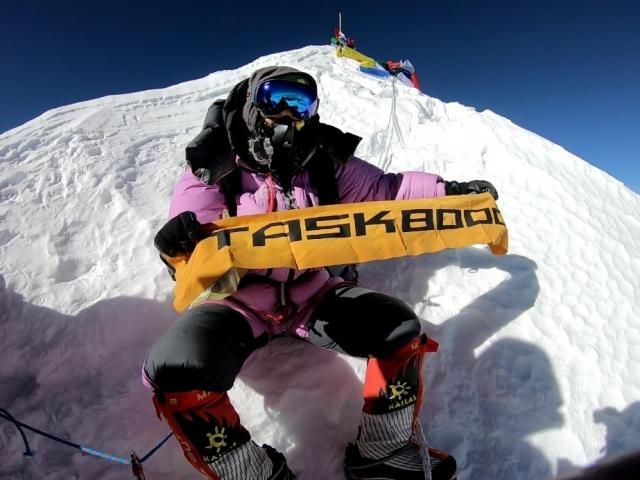 2019年5月15日詹喬愉登頂「馬卡魯峰」,成為台灣首位登上馬卡魯峰的女性。