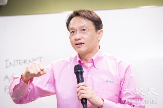 宏碁董事長陳俊聖表示,因應美中貿易戰影響,宏碁正安排供應鏈在中國以外地區試產,原則上會分散在多處。圖為資料照。(記者陳柏州/攝影)