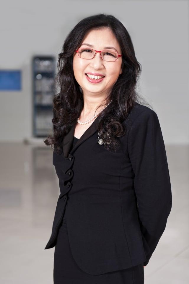 華為前董事長孫亞芳。(維基百科)