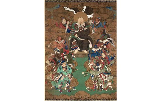 中國數術文化的來源,多來自卜筮等技巧,體系完整嚴密,皆有崇天敬神的本意。圖為玄天上帝。(維基百科)