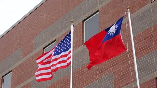 美國學者表示,「事實獨立」的台灣是美國深遠和長期利益所在,台灣不會被拿來當成籌碼。圖為示意圖。(中央社)