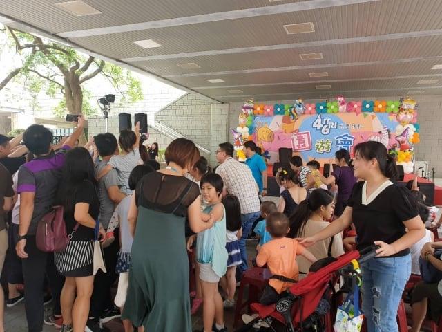 工研院46週年院慶園遊會