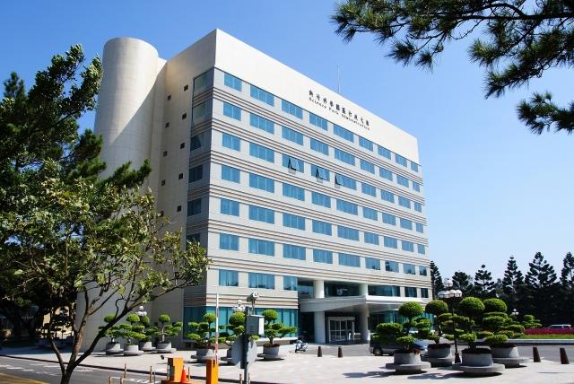 台灣半導體產業領先全球,產業技術成為中共或中資企業覬覦目標。圖為新竹科學園區。(維基百科公有領域)