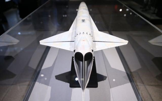 在40前的一部科幻大片中,就已經出現iPAD。圖為電影《2001太空漫遊》中所使用的模型。(Getty Images)