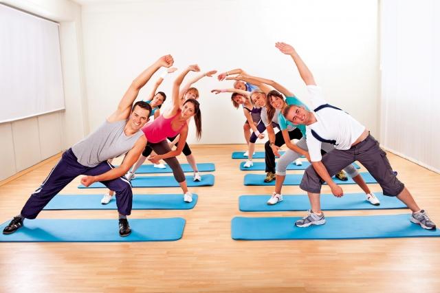 有氧運動組消耗的熱量多達67%,內臟脂肪也減少許多。(shutterstock)