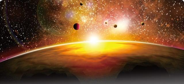 現代量子理論可以證實靈魂存在,但為什麼科學無法證實同時、同地存在的另外空間的生命體?(Fotolia)