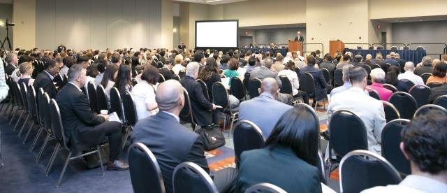 GCTC會場與會來賓眾多。