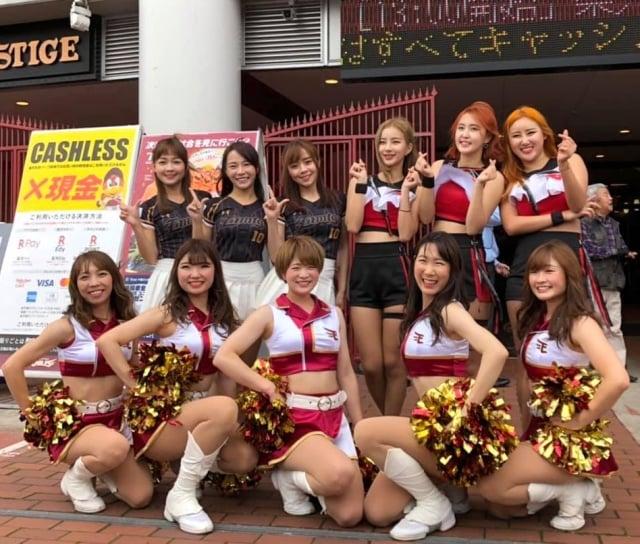 桃園盃三對三籃球賽,LamiGirls也將有熱情舞蹈。(LamiGirls提供)