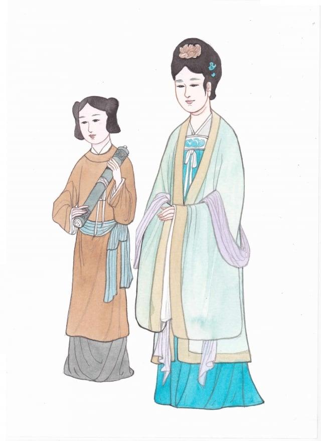 懿安皇后是史上唯一經歷八朝皇帝,五次位居皇太后、太皇太后之尊的女人。(圖/素素)