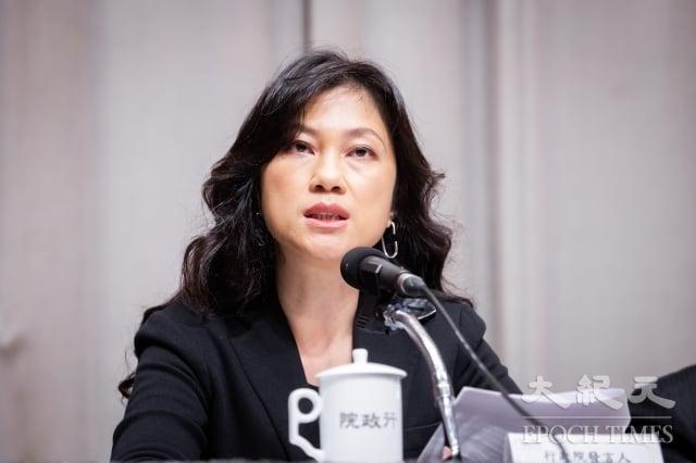 行政院發言人谷辣斯・尤達卡(Kolas Yotaka)表示,「中共代理人」修法有正當性,但並非針對媒體,而是各式各樣具明確政治目地的代理樣態來規範。圖為資料照。(記者陳柏州/攝影)