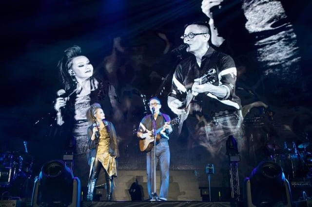 羅大佑澳門站演唱會與歌迷共慶65歲生日
