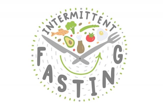 間歇性斷食就是在某個時間段內集中攝取食物,而在這個時間段之外不進食。(ShutterStock)