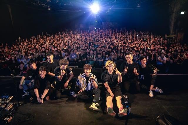 廖文強台北Legacy「背光的人」演唱會