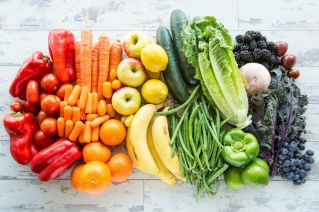 蔬菜是最主要的葉黃素來源。(業者提供)