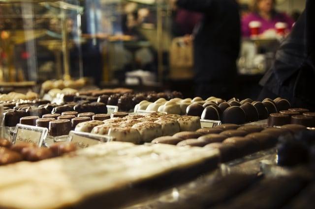 法國巧克力沙龍展是螞蟻人的必去清單,也是全球最大的巧克力盛會。(業者提供)