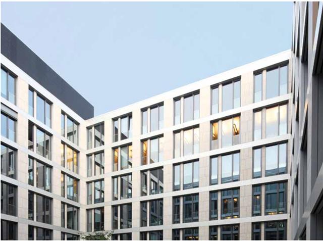 WICLINE evo 鋁合金窗和窗式門,產品具有卓越的隔熱性能。(平準工程提供)