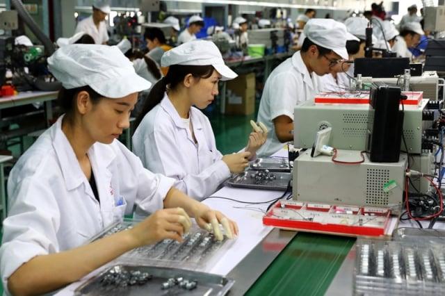 一名在南科投資的業內人士指出,越南現在的科技產業聚落並不完整,經濟規模還不夠大,誘因不足。圖為示意圖。(AFP)