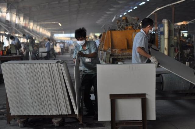 美國商務部10日表示,將對中國瓷磚徵收初步關稅104%至222%。(Getty Images)
