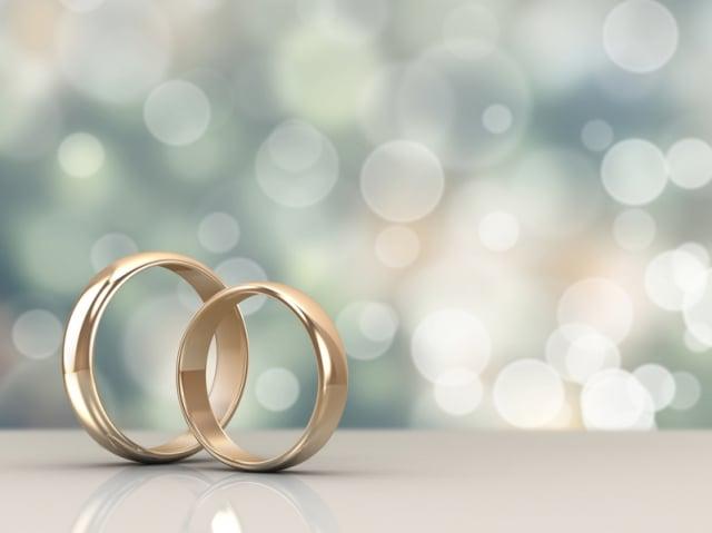 千萬不能小看戒指的妙用,若使用得當,可為你招來美好戀情。(Fotolia)