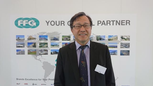 我駐德代表謝志偉表示,中國在德國影響力很深,但經貿、人權是台灣兩大支柱,有助鞏固國際地位。(中央社)