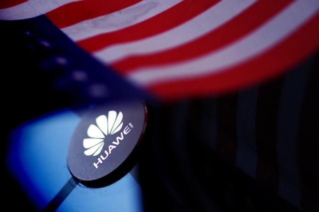 華為被列入美國技術出口的黑名彈後,逐漸在市場上被孤立。示意圖。(大紀元資料室)