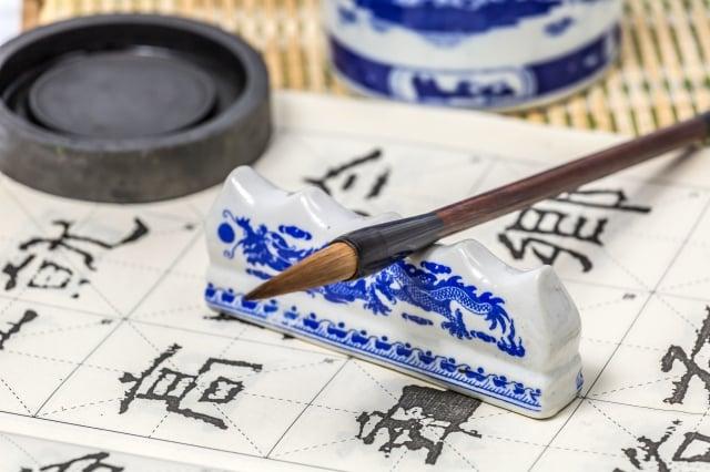 歷史上有許多書法家對筆法的領悟,都是來自大自然的啟發,書法的歷史太悠久,很多東西古人早就發現或者發明了,寫字不要好高騖遠,寫字沒有什麼捷徑,只能按部就班的努力。(123RF)