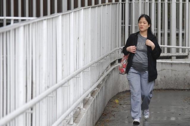 最近的一份調研顯示,北京嚴重的空氣汙染不僅導致呼吸道疾病以及早逝,也可能致使孕婦流產。示意圖。(Getty Images)