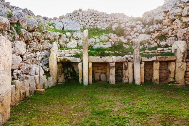吉甘提亞巨石神廟的石料運輸及其精緻的拼接技術至今仍是不解之謎。 (Shutterstock )